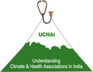Understanding Climate and Health Associations in India (UCHAI)